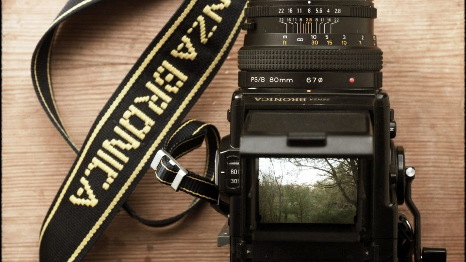 Absolut Analog Podcast Zenza Bronica