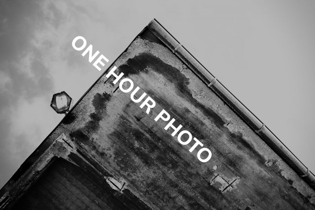 One Hour Photo - Workshop