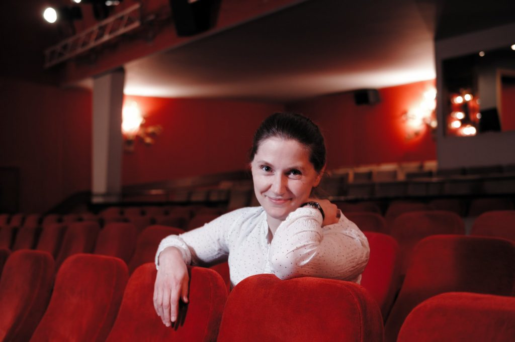 Environmental Portrait im Theater