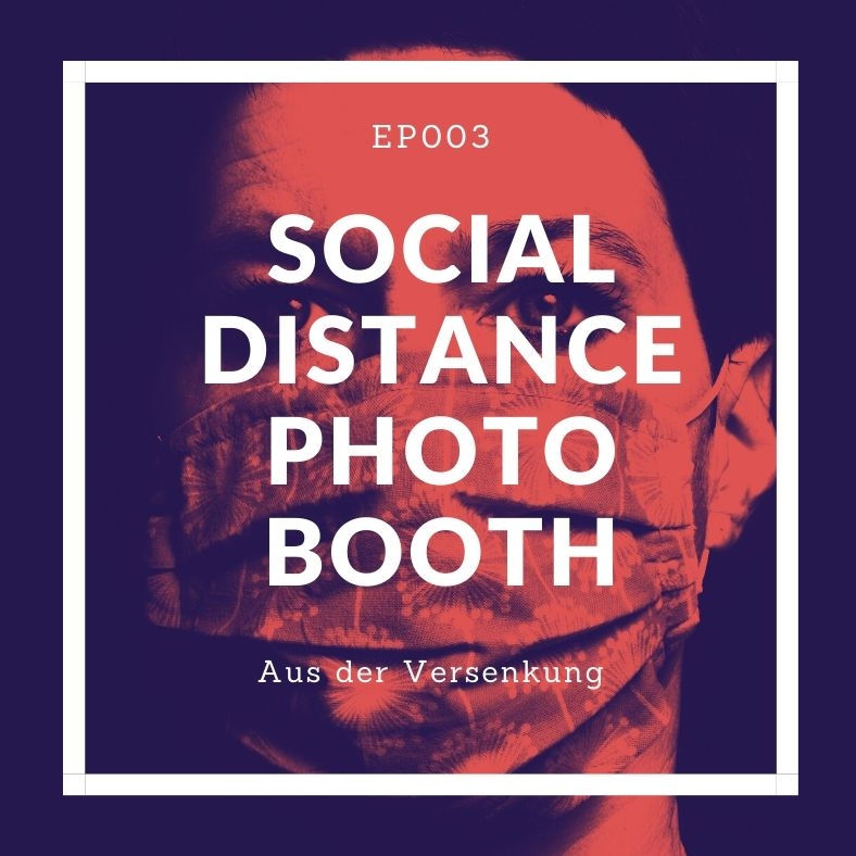 Social Distance Photo Booth